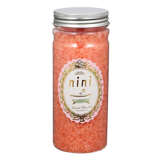 damaskrose bath salt 400g