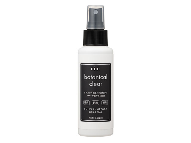 nini botanical clear ボトル